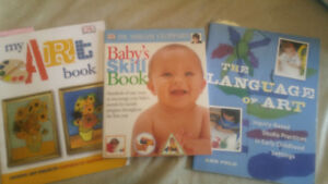 I am selling ECE materials and personal books from $5.00 to $20.