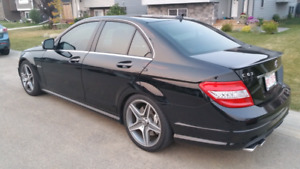 2008 Mercedes Benz C63 AMG Low Kms. Price Dropped For Quick Sale