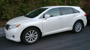2011 Toyota Venza AWD 4cyl best gas consumption SUV