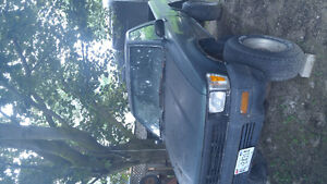 1990 Toyota Pickup 4X4 Parts or Project