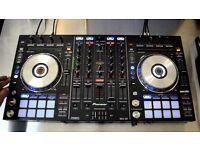 DJSX CONTROLLER + FLIGHT CASE + i3 LAPTOP