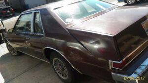 1981 Chrysler Imperial - Rare beauty