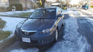 2008 Mazda Mazda3 2L Sedan