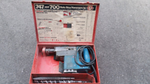 Red Head 747 & 700 Rotonda Shop Hammers