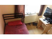 5-10 min walk to Stanmore tube station