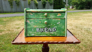 Distressed Bread Box Windsor Region Ontario image 1