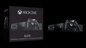 Xbox elite with kinect