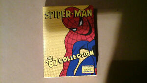 Spider-Man 67 DVD collection London Ontario image 1