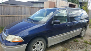 2002 Ford Windstar Van