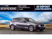 BMW 116 1.5TD Sports Hatch 2015.5 d Eff Dyn Plus - FREE INSURANCE!!!