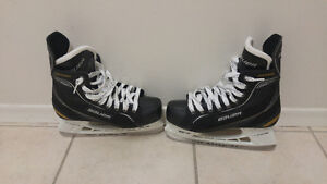 Bauer Supreme One20 Hockey Skates (worn just once)skate size 7R