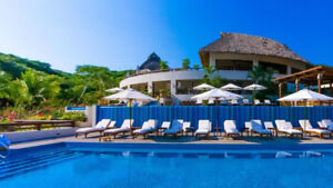 7 nights membership in Mexico in 5 Star Hotel