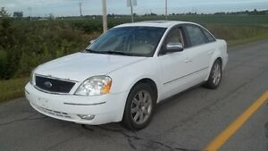 2006 Ford Five Hundred Limited AWD - cuir et toit ouvrant