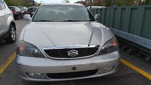 2004 Suzuki Verona GL/16 inch mags Sedan Mechanic A1 $2200 Nego.