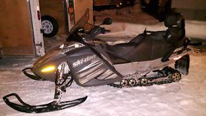 2006 Skidoo GTX 600 HO SDI Limited