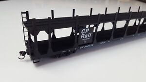 HO Scale - Model Trains - CP Rail Auto Racks