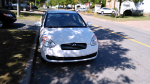 Hyundai accent very low milage , perfect condition, owner sale