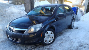 2008 Saturn Astra XE manuelle - 130 000 km