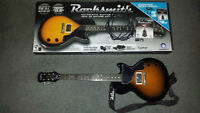 Rock Smith PS3 with Les Paul Junior Guitar