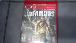 Playstation 3 (PS3) Games (7 Games for Sale- $5 Each)