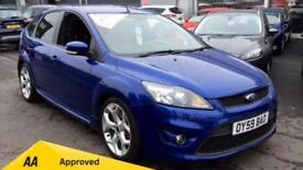 2009 Ford Focus 2.5 ST-3 5dr Manual Petrol Hatchback