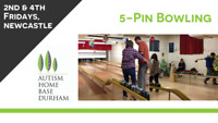 5-Pin Bowling:  For Adults with Autism and Their Families