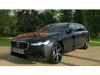 2020 Volvo V90 D4 R Design Plus Auto Nav Wi Automatic Diesel Estate