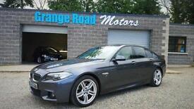 2016 E BMW 5 SERIES 3.0 535D M SPORT 4D AUTO 309 BHP DIESEL