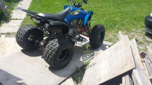 2008 Yamaha 250 ATV, Nice shape, Fresh clutch plates $2,200.00