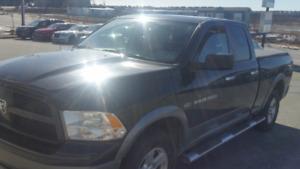 2011 Dodge Ram 1500 Outdoorsman Low KM's
