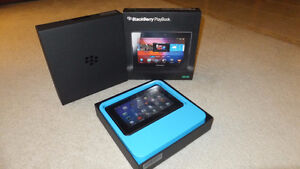 New condition Blackberry Playbook 32GB