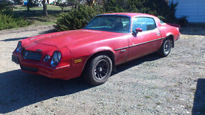 1980 Z28 &1980 Berlinetta. Package Deal.