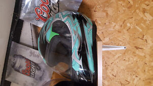 new helmet for sale size small 55-56cm $50 or best offer