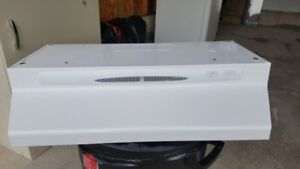 NUTONE RANGE HOOD LIKE NEW CONDITION FOR SALE