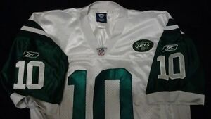 NEW YORK JETS,NFL Game Jersey#10 HOLMES (Large size 48)