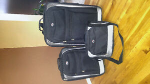 3 pc Suit Case Set