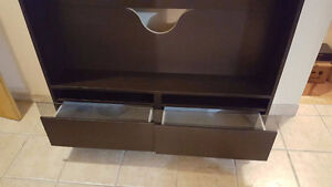 IKEA TV STAND WITH MOUNT BRACKET West Island Greater Montréal image 2