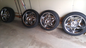22' rims for sale