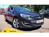 2014 Vauxhall Astra 1.6i 16V SRi Automatic Petrol Hatchback