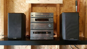 Pioneer XR-P310 Stereo system