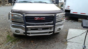 2006 GMC Sierra 2500HD SLE Pickup Truck with LBZ motor