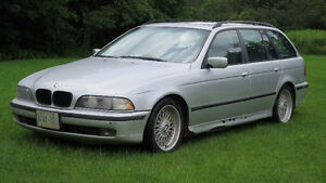 1999 BMW 528i Sport Wagon - 5 Speed Manual
