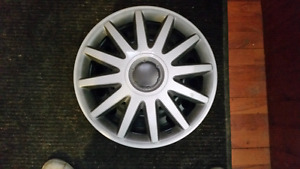 """5bolt 16""""rims from a Mazda with Hub caps"""