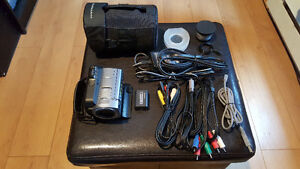 Camera Sony et accessoires