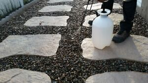CONCRETE DRIVEWAY AND INTERLOCK SEALER