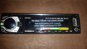 Dual car receiver and faceplate Cambridge Kitchener Area image 1