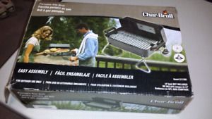 BRAND NEW CHAR BROIL BARBECUE