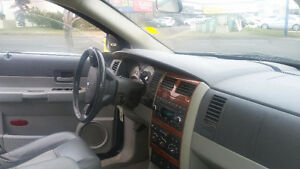 DODGE DURANGO 2009 8 SEATER LEATHER 1 year warranly Edmonton Edmonton Area image 11