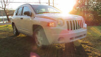 2008 Jeep Compass Sport VUS 108 000Km 4x4 Automatique