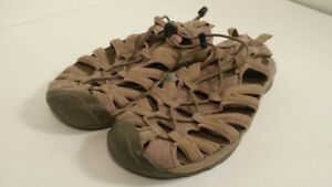 *KEEN  -   sandale   TOUT     TERRAIN   -   femme  taille 9*